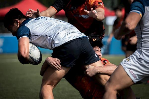 2020 HKRU Tertiary Rugby Invitational Sevens