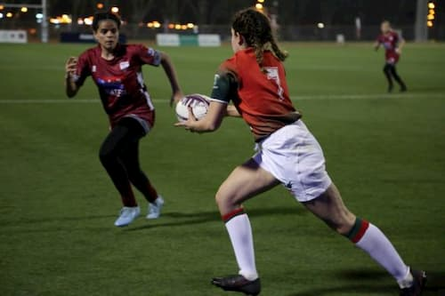 Women's rugby in Lebanon